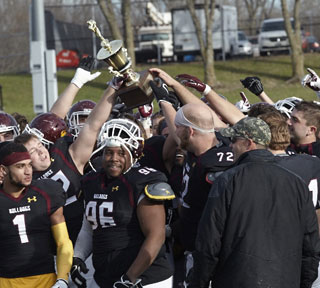 Minnesota State Mineral Water Bowl win